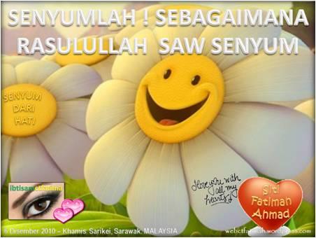 Ct35 Senyumlah Sebagaimana Rasulullah Saw Senyum Laman