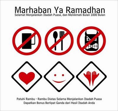 fasting, sign board, islamik, muslim, ramadhan, papan, tanda, pesan