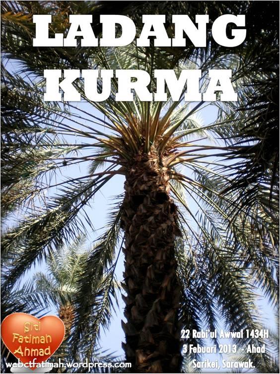 KurmaFatima1LadangKurmaMadinah