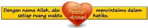 IkrarFatima2cintaimu