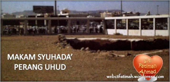 UhudBFatima17MakamSyuhada'Uhud