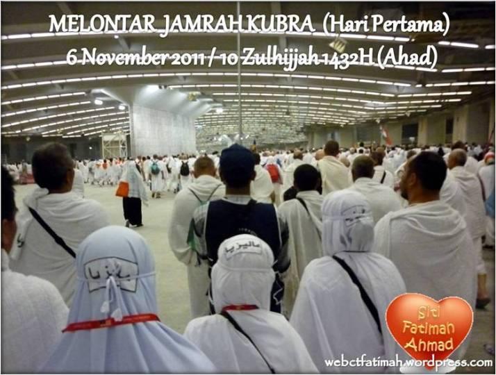 HajiMudaFatima5LontarJamrahKubraPertama