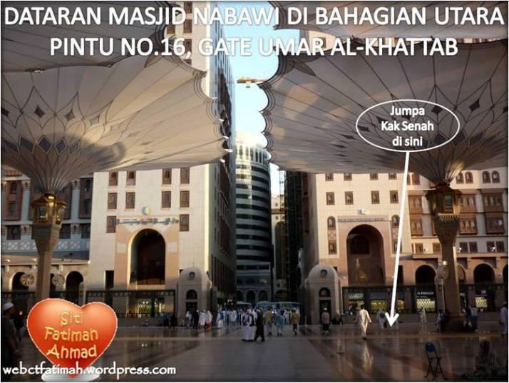 Ayamfatima5DataranMasjidNabawiGate16