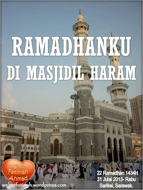 RamadhanMakkahFatima1MasjidilHaram