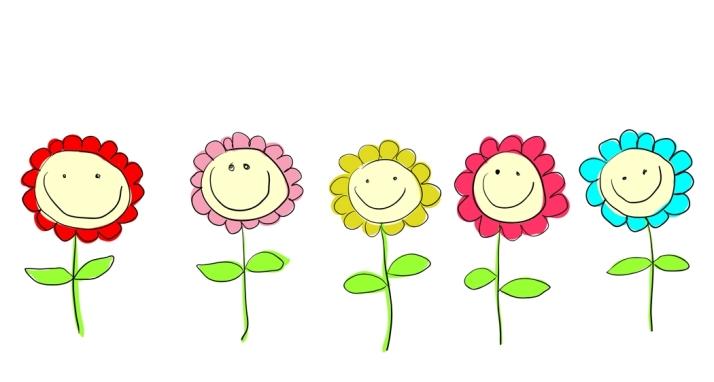 bunga-senyum