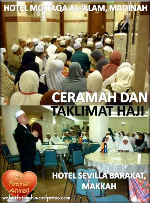 Haramain32Fatima9CeramahTaklimatHaji2011Makkah