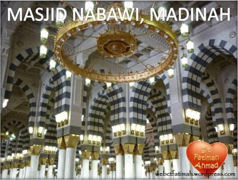 HafizahFatima3MasjidNabawiMadinah