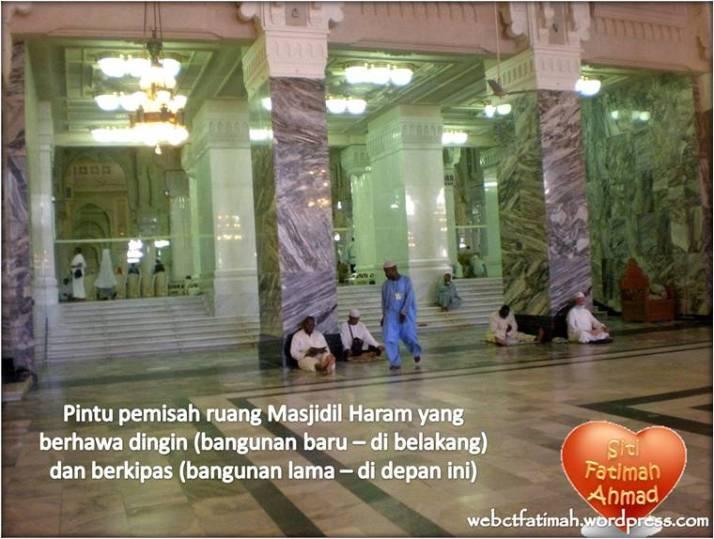 HafizahFatima8PintuPemisahRuangMasjidlHaram