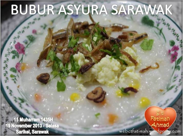 AsyuraFatima1BuburLambukSarawak