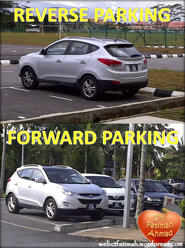 Bahaya2Fatima6ReverseForwardparking