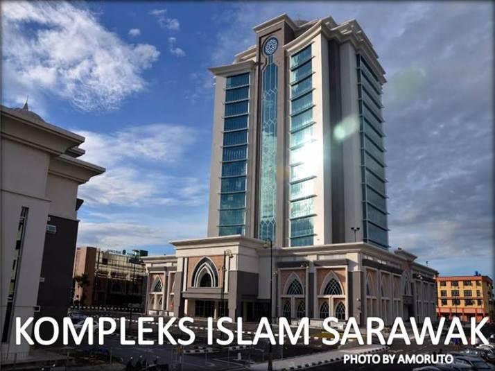 Kompleks Islam SarawakFatima1Amoruto