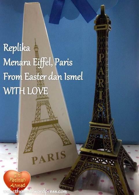 ParisFatima4ReplikaHadiahEasterElme