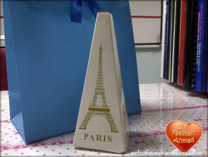 ParisFatima6KotakHadiahEasterIsmel2014