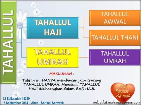 TahallulFatima1TahallulUmrah