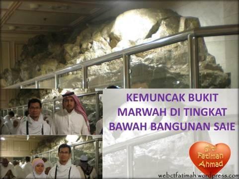 TahallulFatima7FotoDi PuncakBukitMarwah