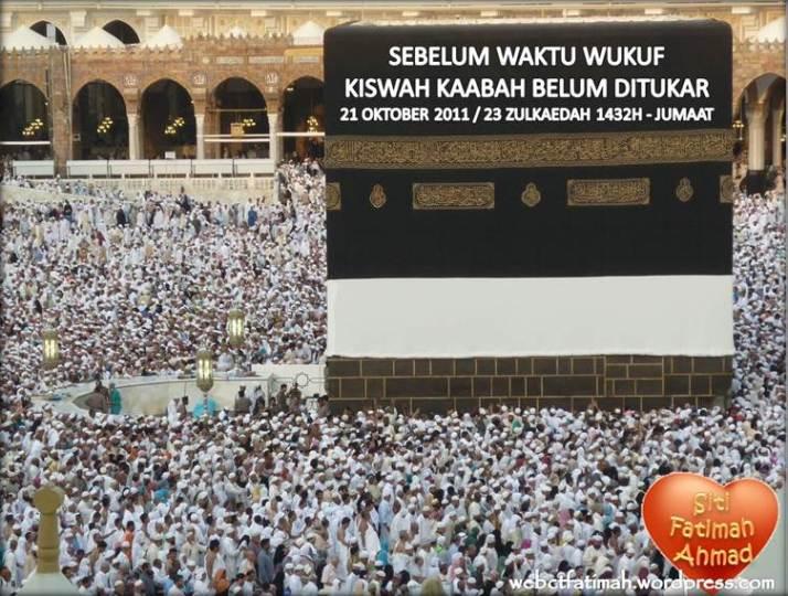 KiswahFatima14SebelumWukuf2011