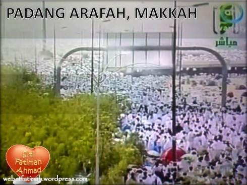 WukufFatima3PadangArafah