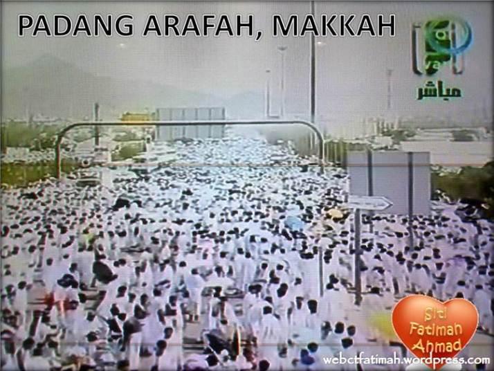 WukufFatima7PadangArafah