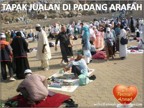 CabaranHjMudaFatima6JualanDiArafah