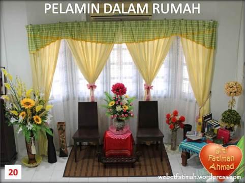 PenghiasDFatima14PelaminRumah