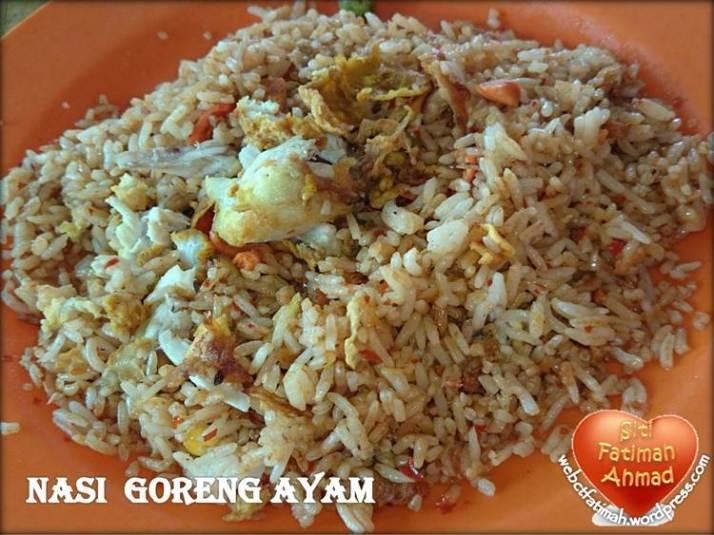 MeeFatima9NasiGorengAyam