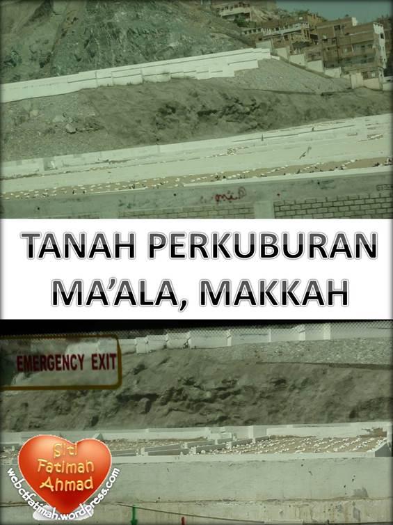 ZMakkah6Fatima10PerKuburanMaala
