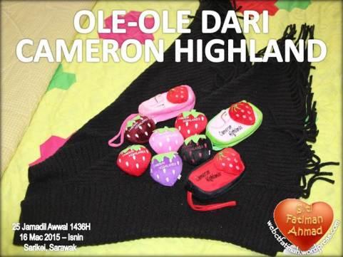 OleOleFatima1CameronHighland