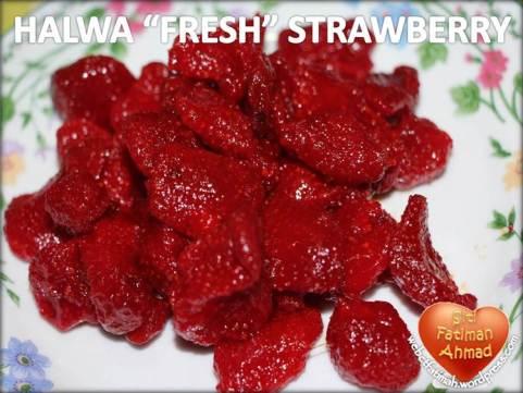 OleOleFatima2HalwaStrawberryFresh