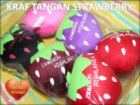 OleOleFatima4KraftanganStrawberry