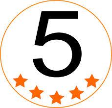 5 bintang