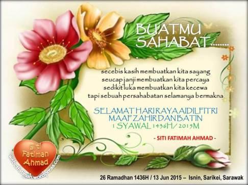 SyawalFatima5Buatmu2015