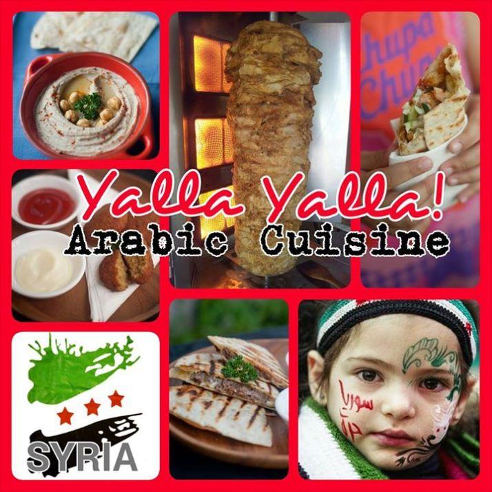 yalla arabic cuisine