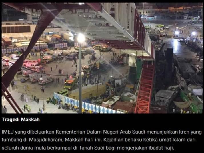 TragediKren2Makkah2015