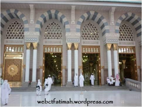PintuMasjidNabawifatima1