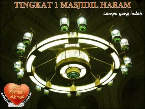 AlHaramFatima10LampuNanindah