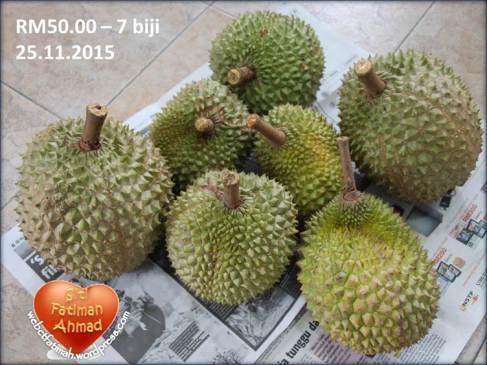 DurianFatima2BeliPertama
