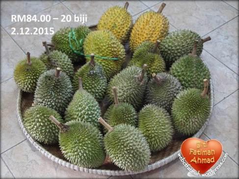 DurianFatima4BeliKedua