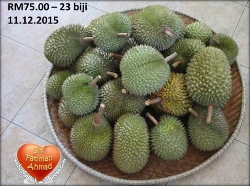 DurianFatima5BeliKetiga