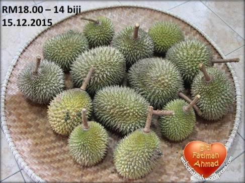 DurianFatima6BeliKeempat