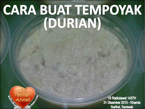 TempoyakFatima1CaraBuatTempoyak