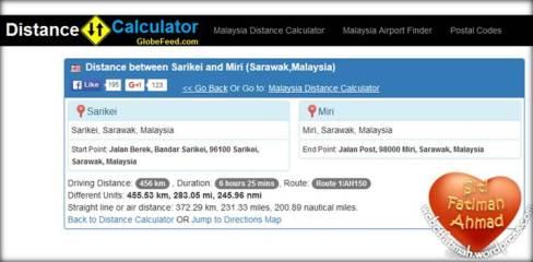 MiriFatima2DistanceCalculator