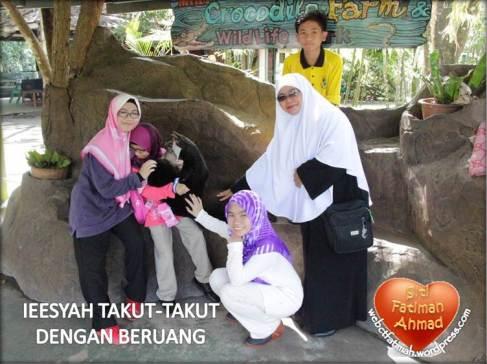 ZooFatima9IeesyahTakut