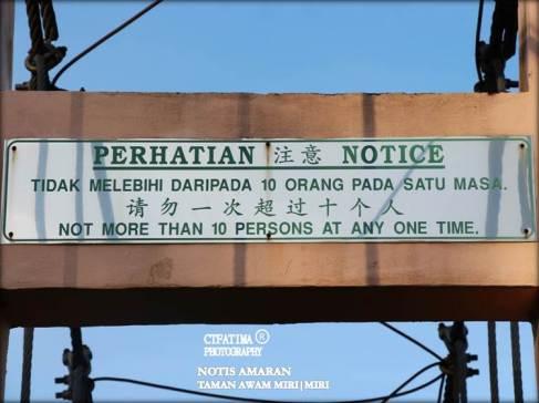 ParkFatima9NotisAmaran