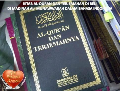 MiekeFatima2AlQuranTerjemahan