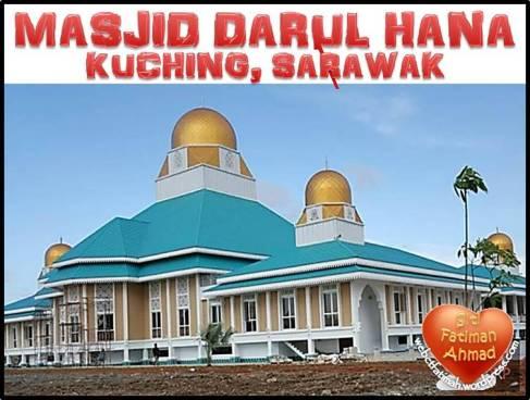 ultah20fatima7masjiddarulhanakuchingsarawak
