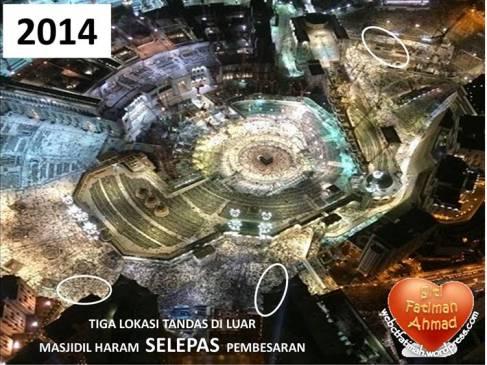 Image result for pembesaran masjidil haram oleh akitek Malaysia