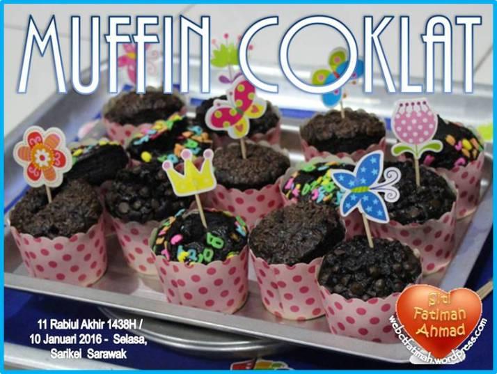 muffinfatima1resepimuffincoklat